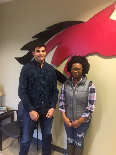 Two MCHS Juniors Selected for the 2016 PaxtonScholars Program