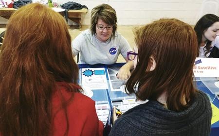 RMS Teacher Chosen by NASA