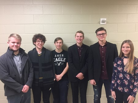 MCHS Band Students Selected for All State