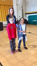 Congratulations Concord Spelling Bee Winners
