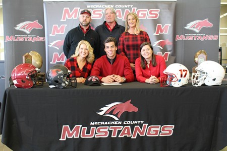 MCHS Senior Signs with SEMO