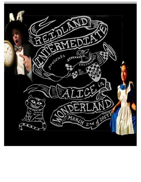 Reidland Intermediate presents Alice in Wonderland