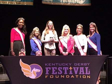 LOMS Student Places Fourth at the KY State Spelling Bee