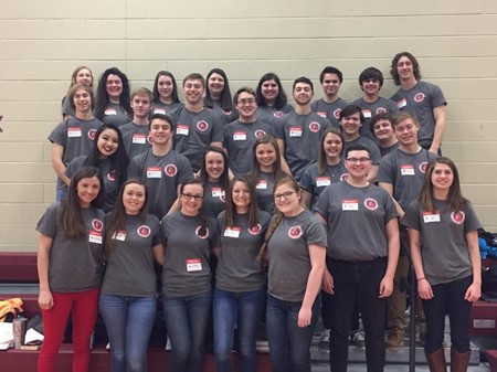 MCHS Blood Drive Exceeds Goal