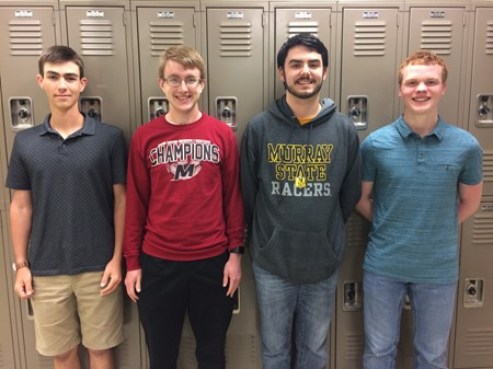 MCHS Earned Top Performing School at MSU's Math Day