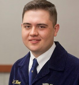 MCHS Student Elected as KY FFA State Secretary