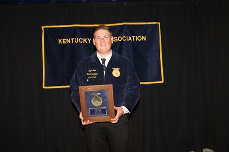 MCHS Student Named State Star in Agribusiness