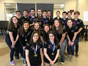 Academic Team 2018 Governor's Cup