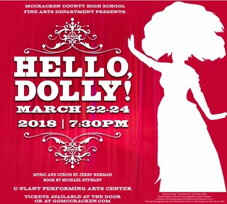 Hello Dolly at MCHS