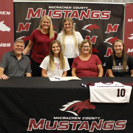 MCHS Senior Signs With Campbellsville University