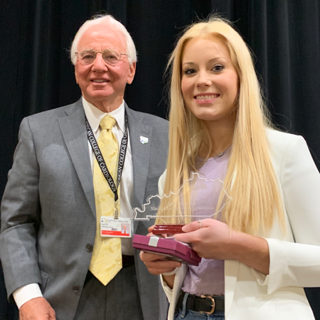 MCHS Student Named Healthy Kentucky Policy Champion