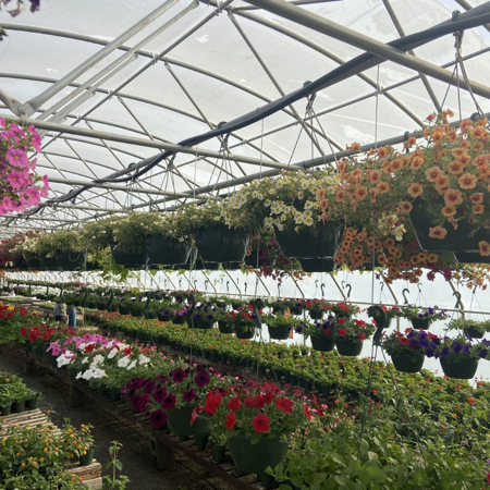 River Valley AgCredit Greenhouse At MCHS