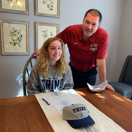 MCHS Senior Signed With Trine University To Play Soccer