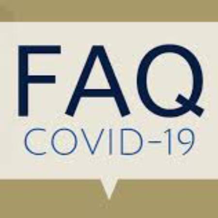 COVID 19 FAQ
