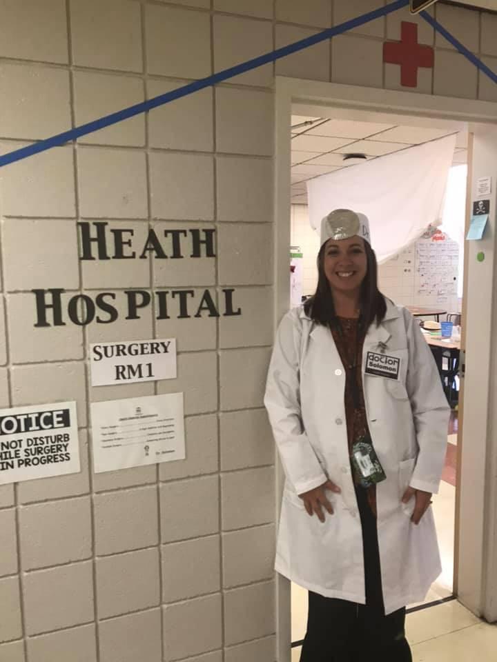 Heath Hospital