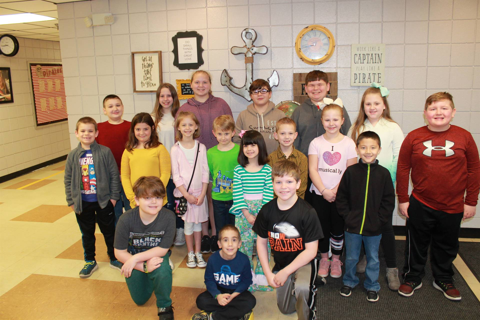 March Pirates of the Month