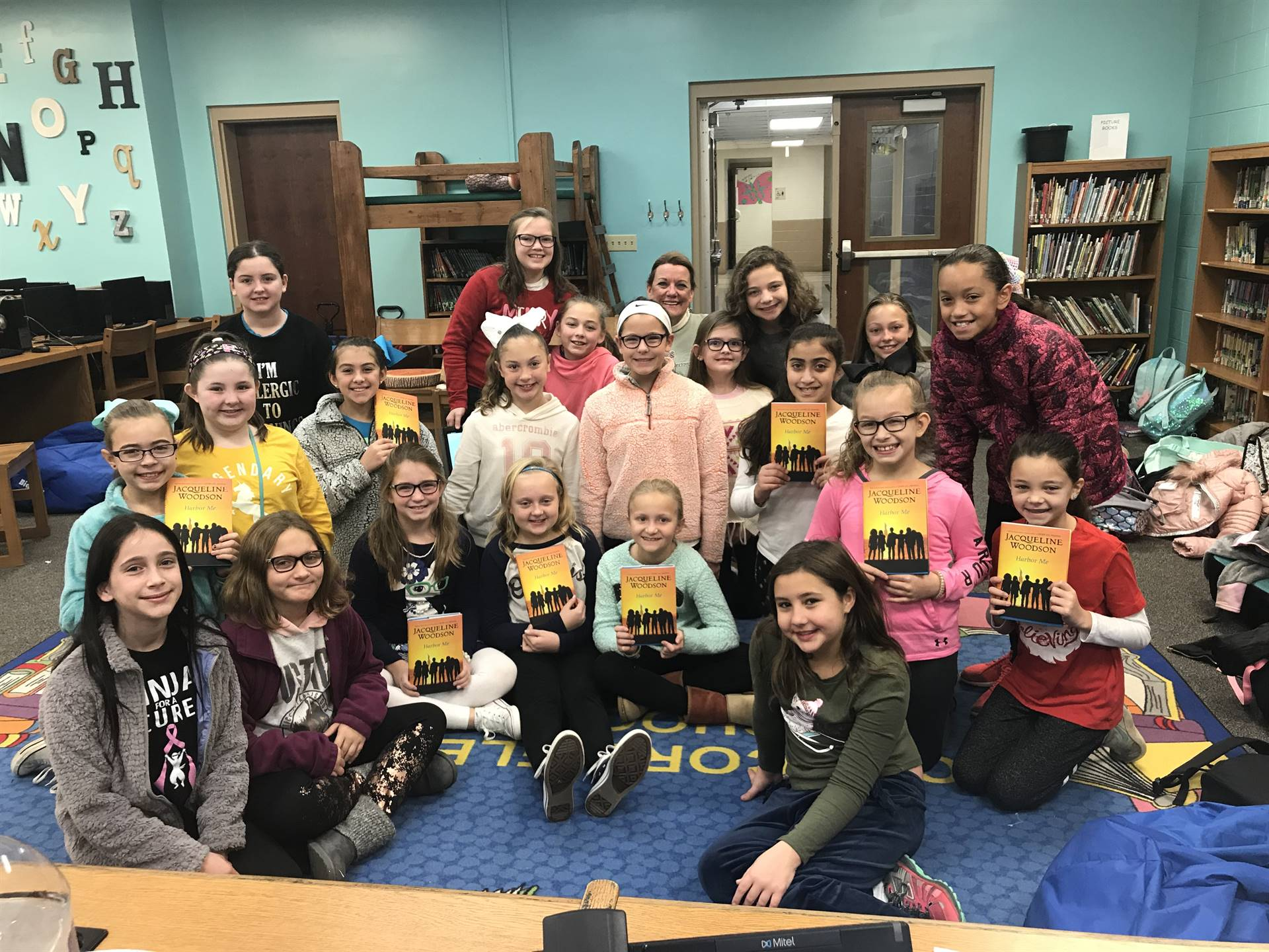 4th and 5th Grade Girls Book Club