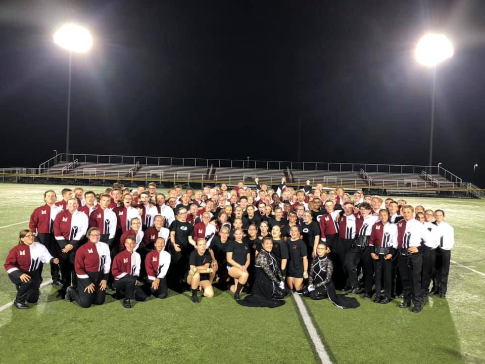 Mustangs Marching Band 2019-20