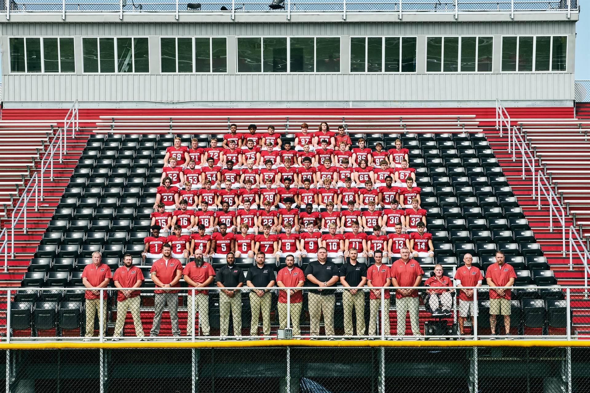 Mustangs Football 2019-20