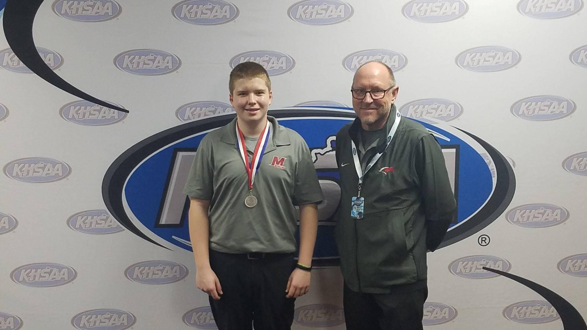 Mustangs Men's Bowling - Elliott Wilson - 2020 State Bowling Singles Runner-Up!