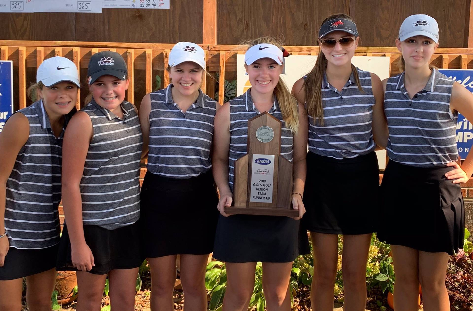 Mustangs Women's Golf - 2019 Region Runner Up!!