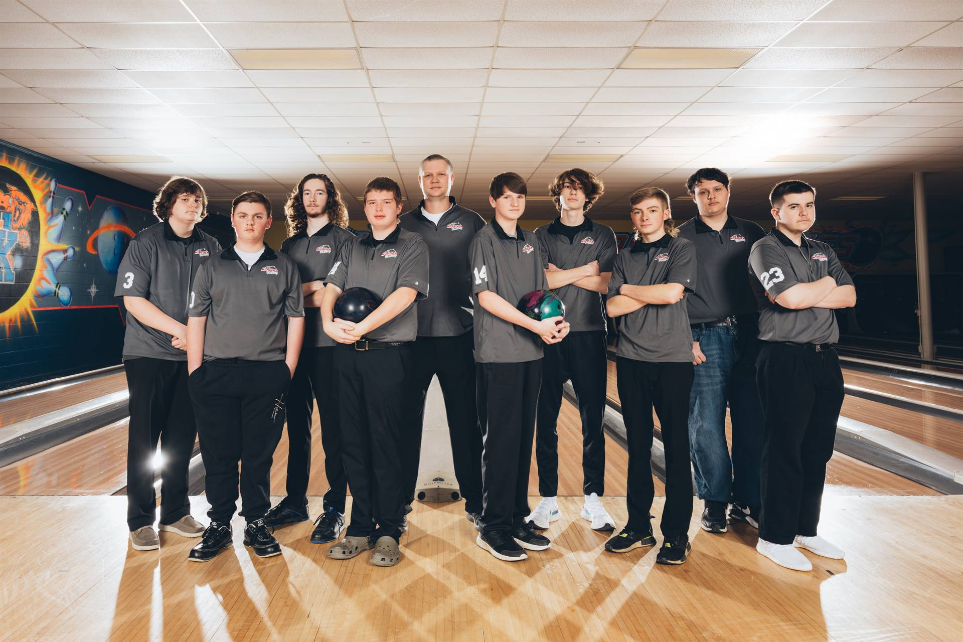 2020-21 Mustangs Men's Bowling