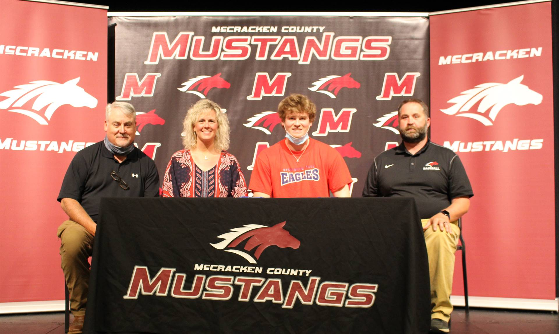 Brandon Dodd signs with Dyersburg State to play baseball