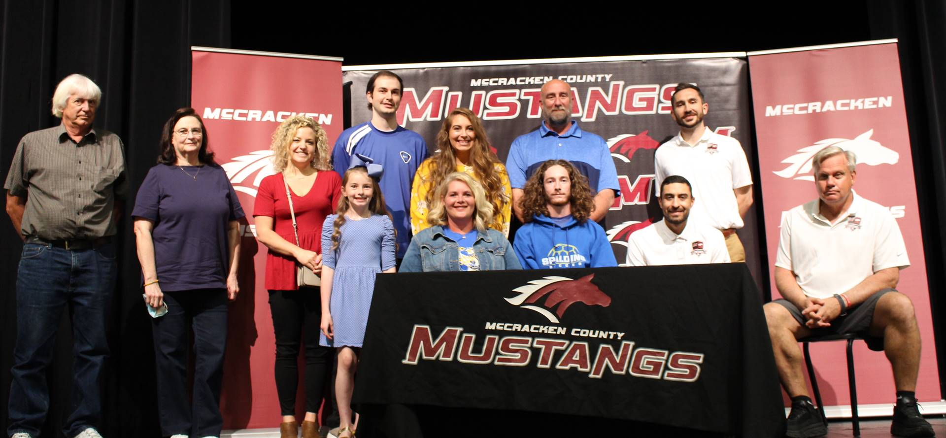 Gavin O'Donley signs with Spalding University to play soccer