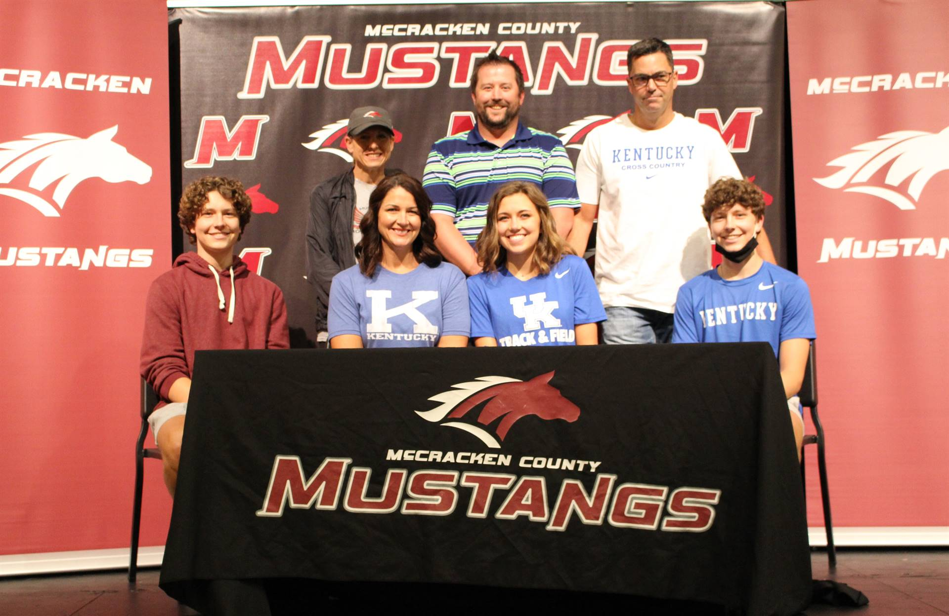 2020-21 - Maggie Aydt – University of Kentucky – Cross Country/Track and Field