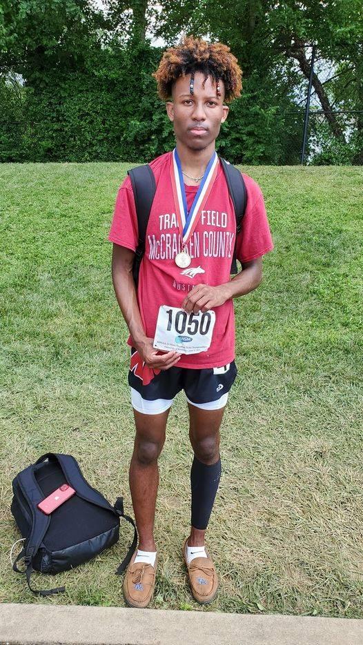 Donsten Brown - 2021 KHSAA State Champion - High Jump