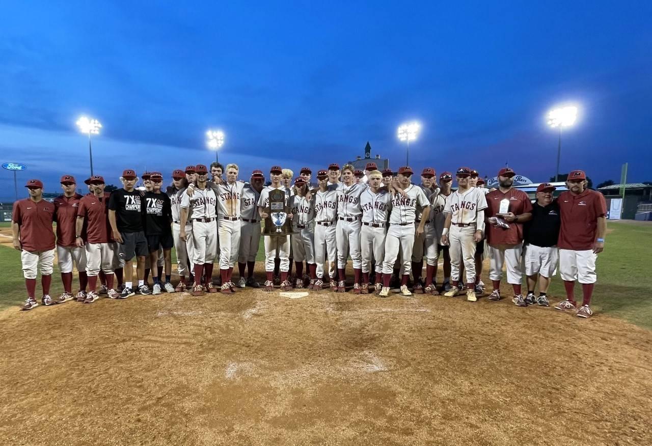 Mustangs Baseball - 2021 KHSAA State Runner-Up