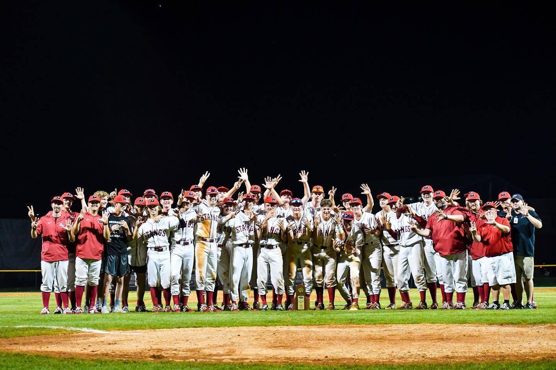 Mustangs Baseball - 2021 Region Champions!!