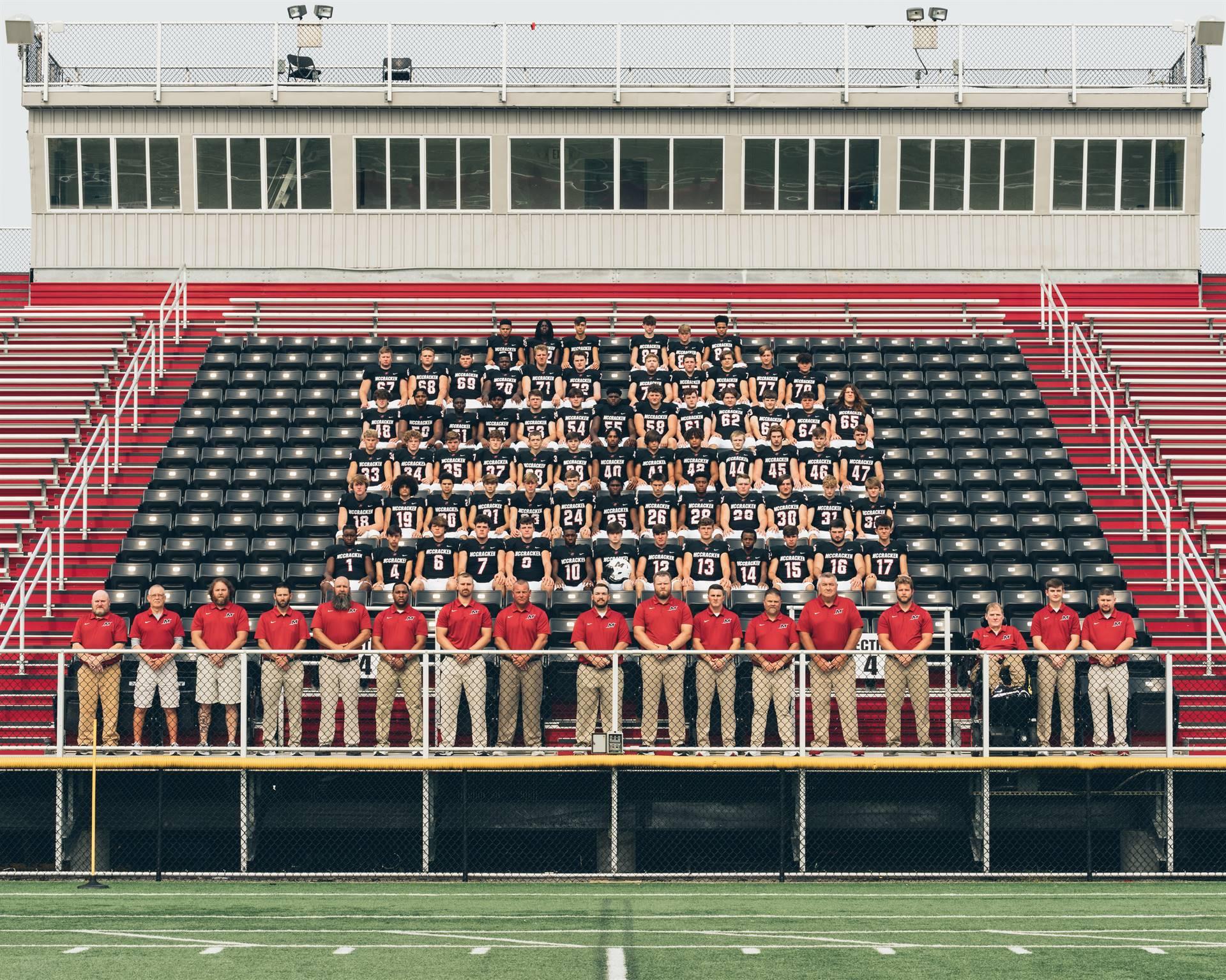 2021-22 Mustangs Football