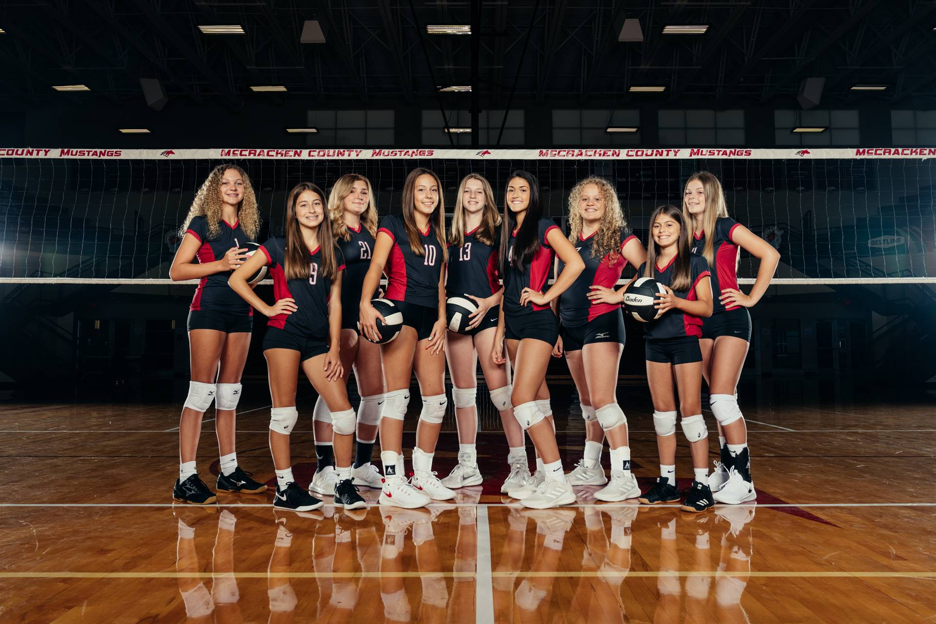 2021-22 Mustangs FR Volleyball