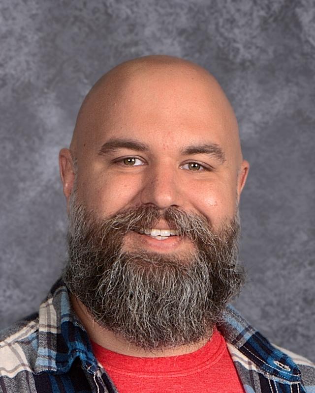 Mr. Jared Henson