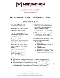 Embedded Image for: 2021-22 Returning Student Online Registration  (20206115936607_image.jpg)